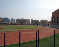青岛开发区第十中学工程