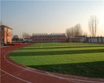 学校足球场地
